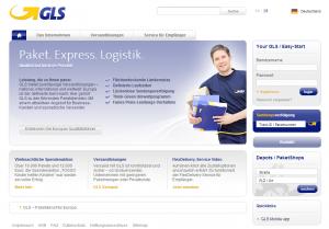 GLS screenshot