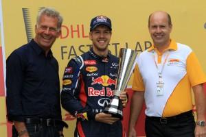 Fastest Lap Award - Sebastian Vettel